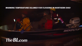 The BL news-Warming temperatures blamed for flooding in northern Ohio