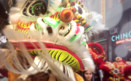 The BL News-NYC's Chinatown welcomes Year of the Pig