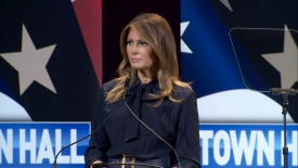 """The BL News—Melania Trump closes her """"Be Best"""" Initiative with a message to the media"""