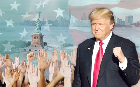 Bigger, better and stronger than ever before. America is back!