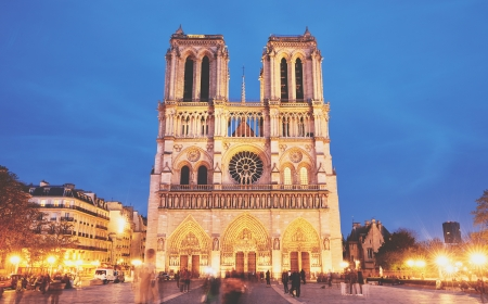 Americas Miraculous connection to Notre Dame
