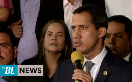 Guaidó calls for more protests to oust Maduro