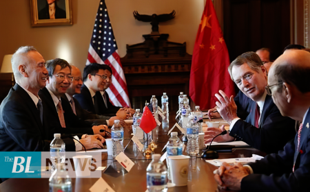 US-China trade officials emerge from talks with no deal