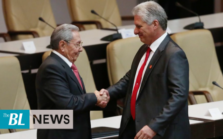 """Accused of """"slavery"""": Fidel Castro and Díaz-Canel denounced in The Hague"""