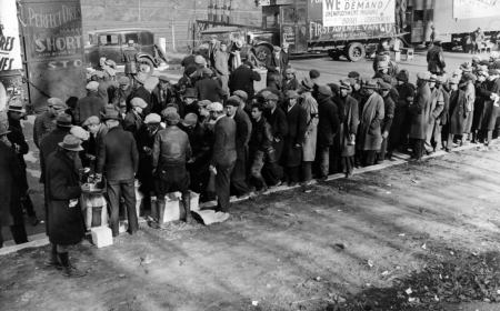 Immigration and the Border-Part 4 The great Depression