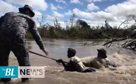Cyclone Kenneth causes widespread damage across Mozambique