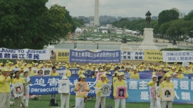 Falun Dafa-20 years of persecution by the Chinese Communist Party