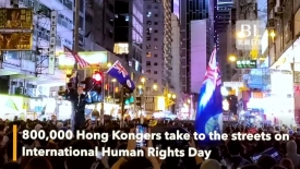 'Stand With Hong Kong, Walk With You All', 800,000 Hong Kongers take to the streets on International