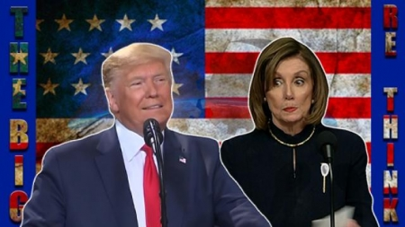Impeachment exposes the truth and is a win for Trump