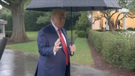 President Trump answers questions about TikTok and more