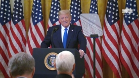 President Trump delivers remarks in honor of Bay of Pigs veterans