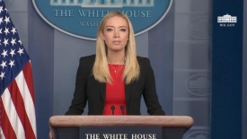 1/7/21 Press secretary Kayleigh McEnany holds a press briefing